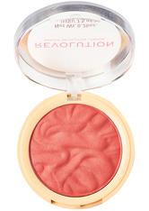 MAKEUP REVOLUTION - Revolution - Rouge - Blusher Reloaded - Coral Dream - ROUGE
