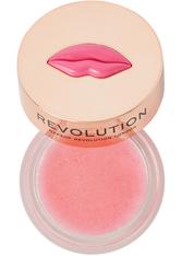 MAKEUP REVOLUTION - Sugar Kiss Lip Scrub Watermelon Heaven - LIPPENPEELING