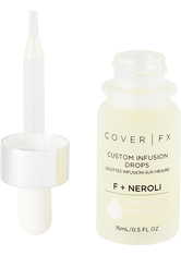 COVER FX - Cover FX Custom Infusion Drops 15ml (Various Shades) - Hydrating - PRIMER