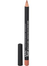 NYX Professional Makeup Suede Matte Lip Liner (Various Shades) - Dainty Daze