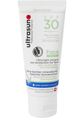 UltraSun Face Mineral SPF 30 40 ml Sonnencreme
