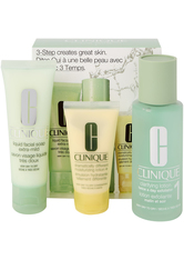 Clinique 3-Step Introduction Kit for Very Dry to Dry Skin