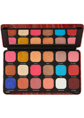 MAKEUP REVOLUTION - Forever Flawless Flamboyance Flamingo Eyeshadow Palette - Rouge