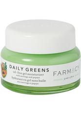 FARMACY - Daily Greens OilFree Gel Moisturizer - TAGESPFLEGE