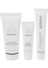 ALPHA-H - Alpha-H Clear Skin Collection (3 Produkte) - PFLEGESETS