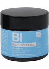 Dr Botanicals Produkte Blaubeere Superfood Antioxidantien Körperfeuchtigkeitscreme Körpercreme 60.0 ml