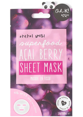 Oh K! Super Food Acai Berry Sheet Mask