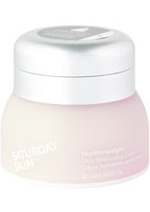 SATURDAY SKIN - Featherweight Daily Moisturising Cream - TAGESPFLEGE