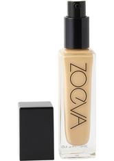 ZOEVA Authentik Skin Foundation  Flüssige Foundation 30 ml Nr. 120N Daring