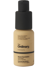 The Ordinary Serum Foundation with SPF 15 by The Ordinary Colours 30 ml (verschiedene Farbtöne) - 1.2Y