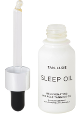 TAN-LUXE - Sleep Oil Rejuvenating Miracle Tanning Oil, 20 Ml – Gesichtsbräuner - one size