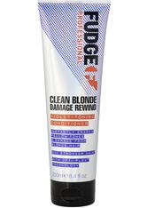 Fudge Haarpflege Clean Blonde Damage Rewind Conditioner Haarspülung 250.0 ml