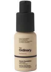 The Ordinary Serum Foundation with SPF 15 by The Ordinary Colours 30 ml (verschiedene Farbtöne) - 1.0P