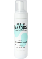 Isle of Paradise Selbstbräuner Medium Self-Tanning Mousse Selbstbräunungsschaum 200.0 ml