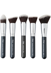 NANSHY - Gobsmack Glamorous 5 Piece Brush Collection  Onyx Black - MAKEUP PINSEL