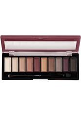 MISSLYN - Misslyn Lidschatten Must-Have Eyeshadow Palette Shades of Burgundy (Shades of Burgundy) - LIDSCHATTEN
