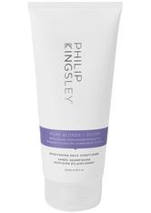 Philip Kingsley Conditioner Pure Blonde/Silver Conditioner Haarspülung 200.0 ml