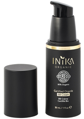 INIKA - INIKA Certified Organic BB Cream Foundation 30ml PL10 Cocoa (Dark, Red) - Foundation