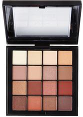 NYX PROFESSIONAL MAKEUP - NYX Professional Makeup Ultimate Lidschatten Palette  13.3 g Nr. 03 - Warm Neutrals - LIDSCHATTEN