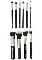 ZOEVA - ZOEVA Augenpinsel ZOEVA Augenpinsel Vegan Prime Set Pinselset 1.0 pieces - Makeup Pinsel