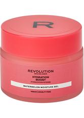 Revolution Skincare Gesichtscreme & Lotion Hydration Boost Gel mit Wassermelone Gesichtsgel 50.0 ml