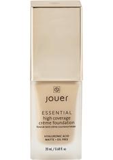 Essential High Coverage Creme Foundation Almond