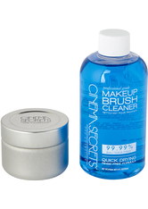 CINEMA SECRETS - Cinema Secrets Professional Make Up Brush Cleaner Starter Kit 237ml - Makeup Pinsel