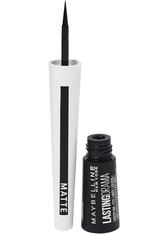 MAYBELLINE - Maybelline Eyeliner/Kajal Maybelline Eyeliner/Kajal Master Ink Eyeliner Matte Eyeliner 2.5 ml - Eyeliner
