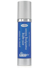 DR. BRANDT - Pores No More Age Fighting Mattifying Lotion - TAGESPFLEGE