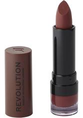 Revolution - Lippenstift - Matte Lipstick - Dollhouse 116