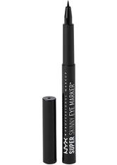 NYX Professional Makeup Super Skinny Eye Marker Eyeliner  1.1 ml Nr. 01 - Carbon Black