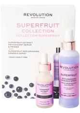 REVOLUTION SKINCARE - Superfruit Serum & Spritz Set - SERUM