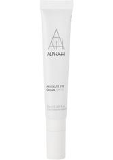 ALPHA-H Absolute Eye Cream SPF15 Augencreme 20 ml