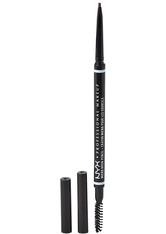 NYX PROFESSIONAL MAKEUP - NYX Professional Makeup Micro Brow Pencil Augenbrauenstift  0.1 g Nr. 04 - Chocolate - AUGENBRAUEN