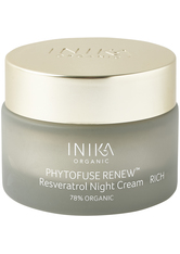 INIKA Organic Phytofuse Renew Resveratrol Rich Nachtcreme 50 ml