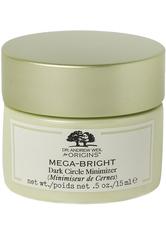 ORIGINS - Origins Augenpflege Origins Augenpflege Mega-Bright Dark Circle Minimizer Augencreme 15.0 ml - Tagespflege