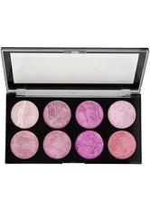 MAKEUP REVOLUTION - Makeup Revolution Ultra Blush Pal. Blush Queen V3 - ROUGE