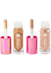 BH COSMETICS - So Extra – High Shine Plumping Lip Gloss Duo Espresso Shot - LIPGLOSS