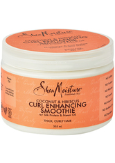 SHEA MOISTURE - Shea Moisture Coconut & Hibiscus Curl Enhancing Smoothie 326 ml - LEAVE-IN PFLEGE