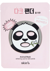 SKIN79 - Whitening Care For Dark Panda Animal Mask - CREMEMASKEN