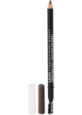 NYX Professional Makeup Eyebrow Powder Pencil Augenbrauenstift  1.4 g Nr. 02 - Taupe