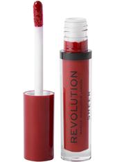 Makeup Revolution Sheer Lip Ruby 134