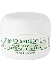 Mario Badescu Produkte Glycolic Skin Renewal Complex Gesichtspflege 29.0 ml