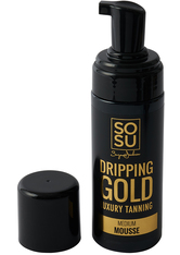 Dripping Gold Luxury Tanning Mousse Medium