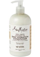 Shea Moisture 100 % Virgin Coconut Oil Daily Hydration Conditioner 384 ml