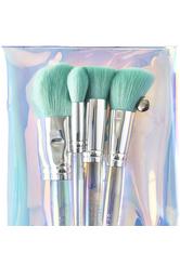 SPECTRUM COLLECTIONS - Oceana 4 Piece Face Brush Set - Makeup Pinsel