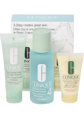 Clinique 3-Step Introduction Kit for Very Oily Skin