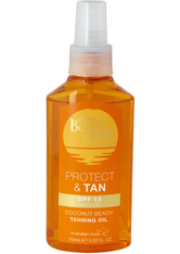 Bondi Sands Protect and Tan SPF15 Tanning Oil 150ml