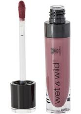 wet n wild - Flüssiger Lippenstift - MegaLast Liquid Catsuit Matte Lipstick - Give Me Mocha