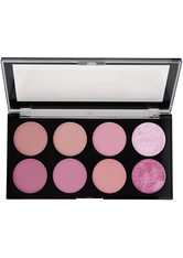 MAKEUP REVOLUTION - Revolution Ultra Blush Palette Sugar & Spice - ROUGE